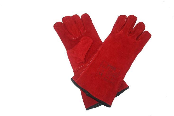 Veo - F437 Redweld Kaynakçı Eldiveni  Renkli yarma deri, İçi pamuk astarlı, Eli terletmez, giyimi çok rahat, hareket kabiliyeti yüksek.  Teknik Özellikler  Tip: Kaynak eldiveni Stil: Renkli yarma deri Ebat: 10 Uzunluk: 35 cm 1 Paket: 12 Çift.