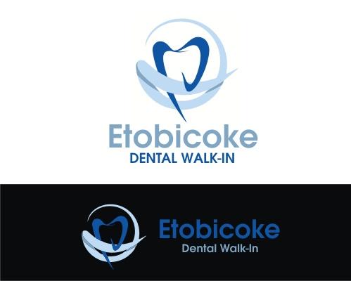 Etobicoke dental walk-in  |  Featured Logo Design  |  logobids.com  |  #logo #design