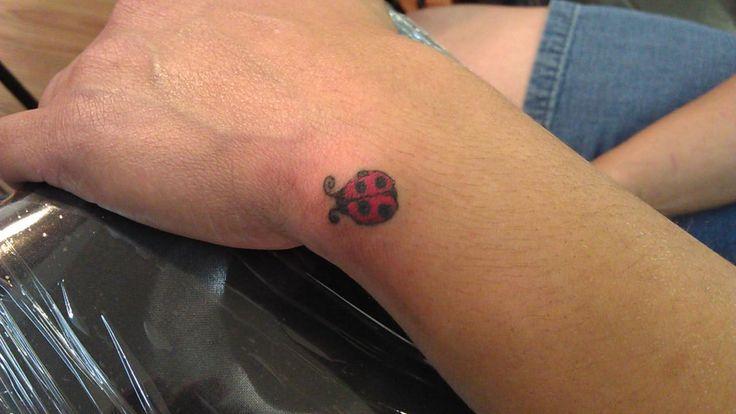 ladybug tattoo - Google Search
