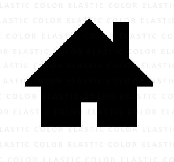 Image Result For House Silhouette House Silhouette Silhouette House Clipart