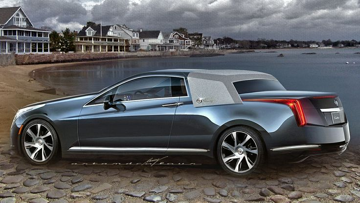 2016 Cadillac ETC Biarritz Concept Car