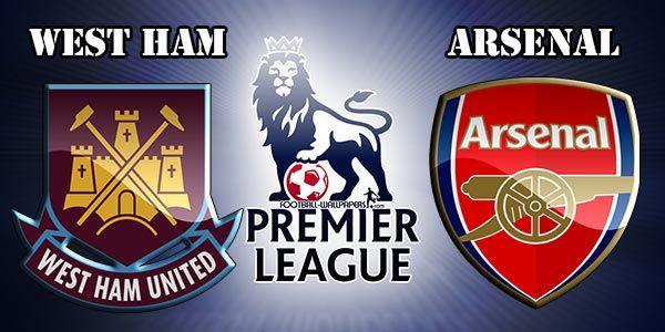 West Ham Vs Arsenal - http://www.tsmplug.com/football/56875/