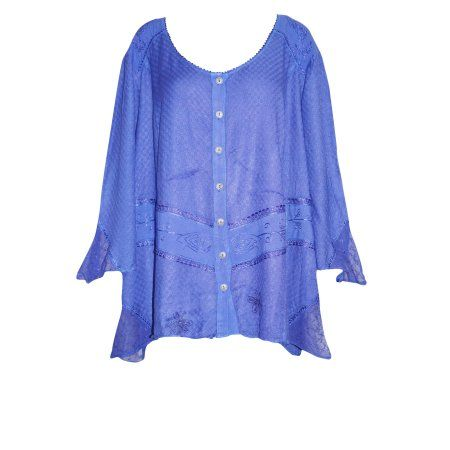 Mogul Womens Sexy Blouse Blue Rayon Tunic Top   https://www.walmart.com/search/?grid=true&page=2&query=MOGUL+INTERIOR+TOP#searchProductResult