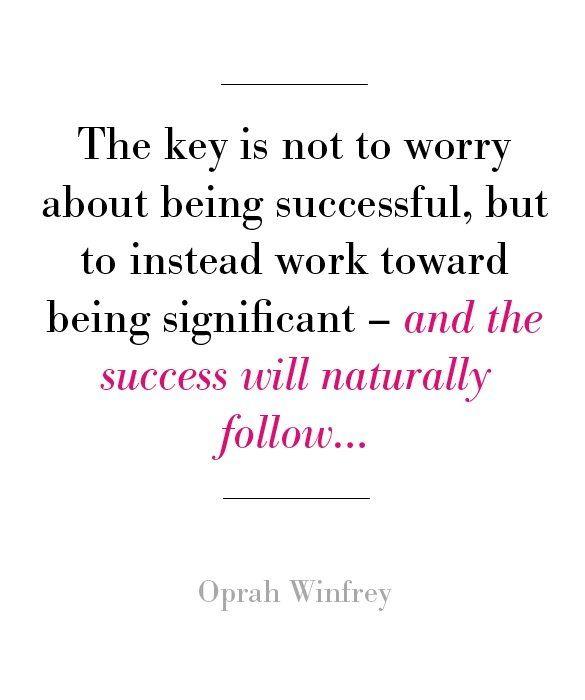 Oh Oprah