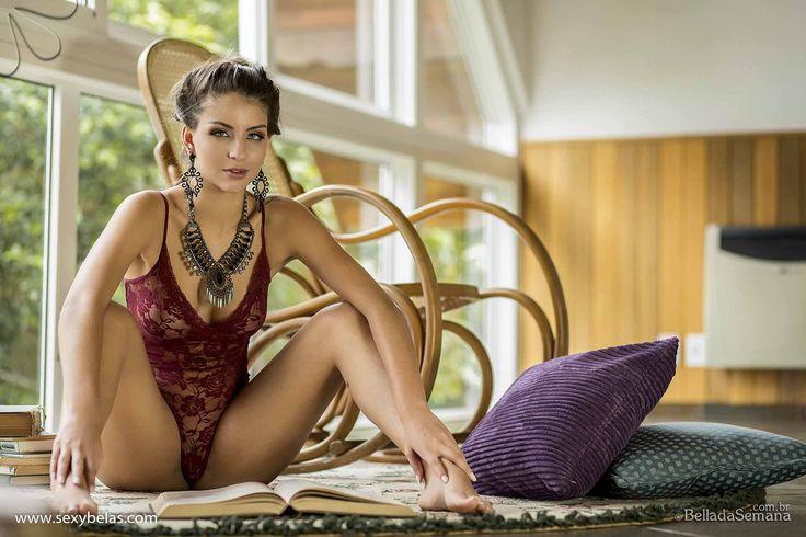 Veja Grátis as Fotos do Ensaio sensual de Beatriz Aguiar Pelada Nua Bella da Semana Parte 3