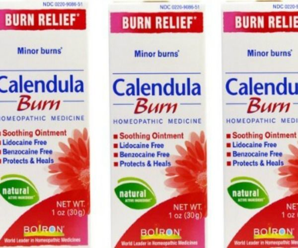 A moneymaker is the best kind of #coupon!  Get FREE Boiron Calendula Burn Cream at CVS and make a little extra back