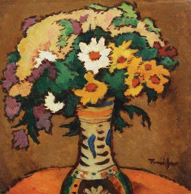 Nicolae Tonitza, Ulcica cu flori de camp