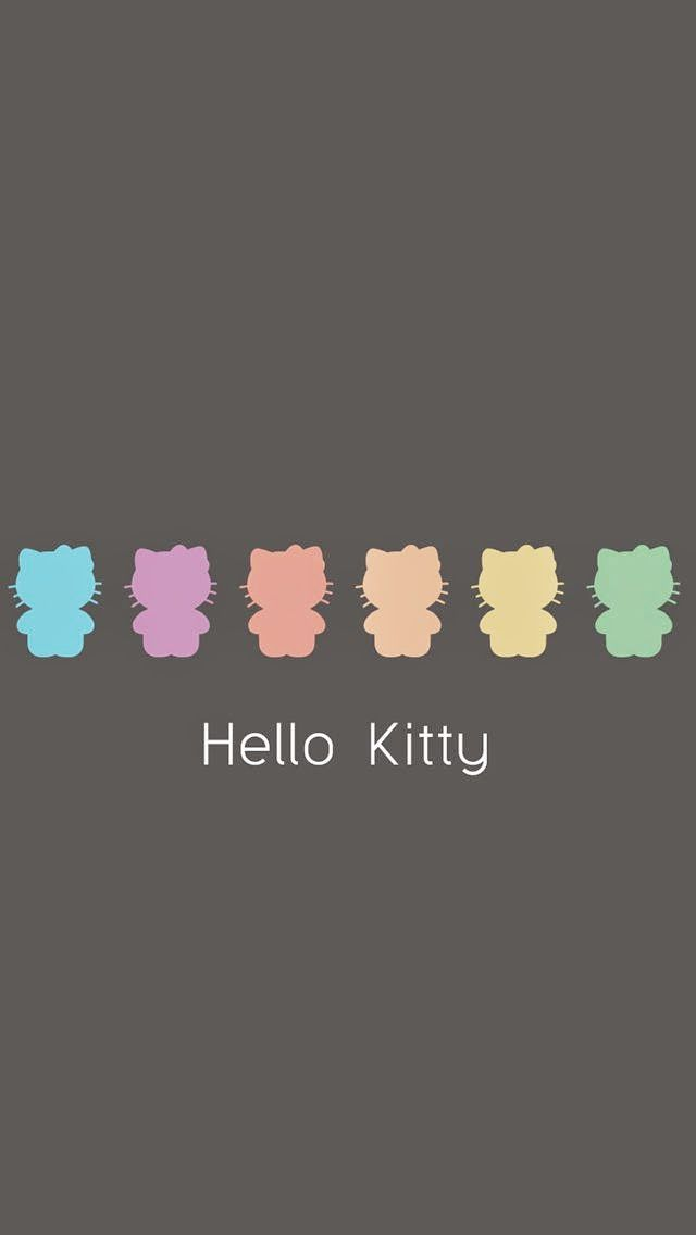 hello kitty de colores