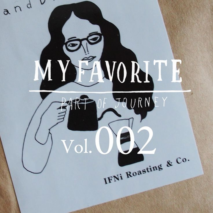 [ vol.002 ] IFNi COFFEE