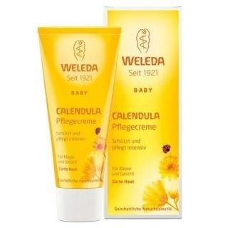 Kosmetyki naturalne, organiczne, ekologiczne - DamaBio sklep - Weleda Nagietkowy krem pielęgnacyjny do twarzy i ciała