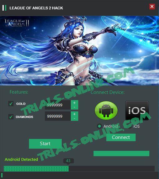 League of Angels 2 Hack Tool Generator Online