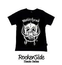 Camiseta Motorhead talla 4. $15.000 Adquierela en www.rockerside.com Envíos a todo Colombia, aceptamos todos los medios de pago