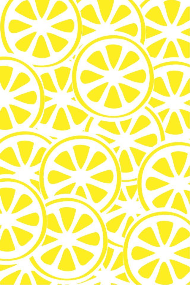 Lemonde wallpaper via You're Welcome Savannah