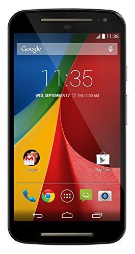 Amazon.com: Motorola Moto G (2nd generation) - Global GSM - Unlocked - 8GB Black: Cell Phones & Accessories