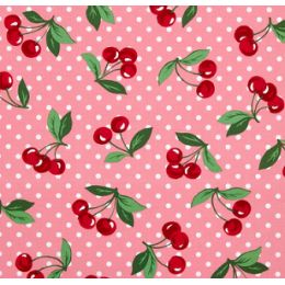Cherry Dot in Bloom by Michael Miller PO1810