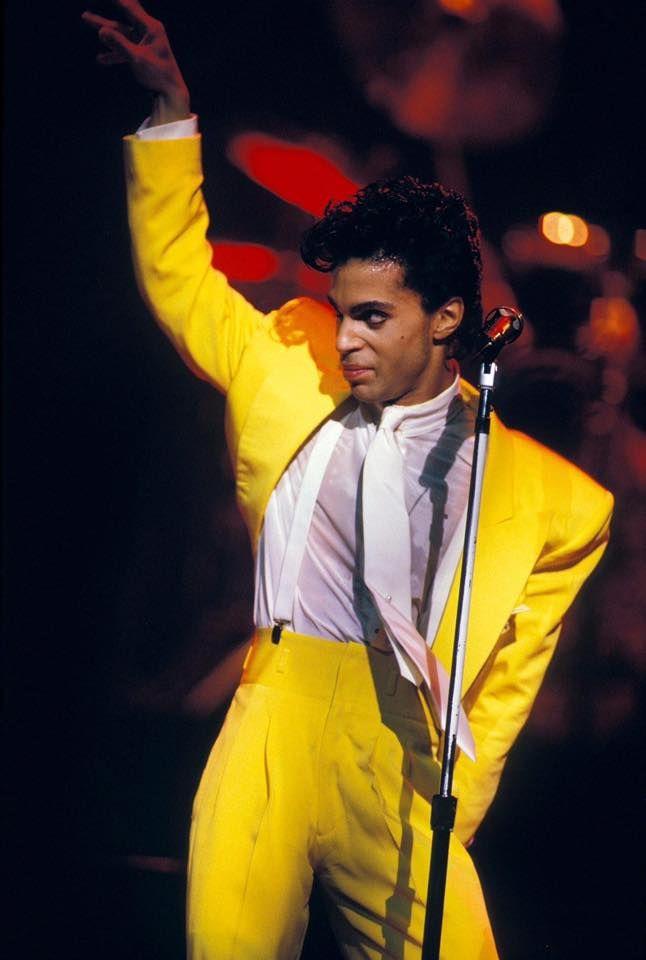 Prince - Parade Era 1986