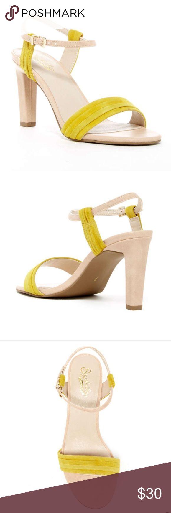 Seychelles yellow and tan Prime Sandal Seychelles yellow and tan Prime Sandal Seychelles Shoes Sandals