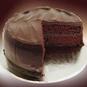 Recipe For Bill Knapps Chocolate Cake