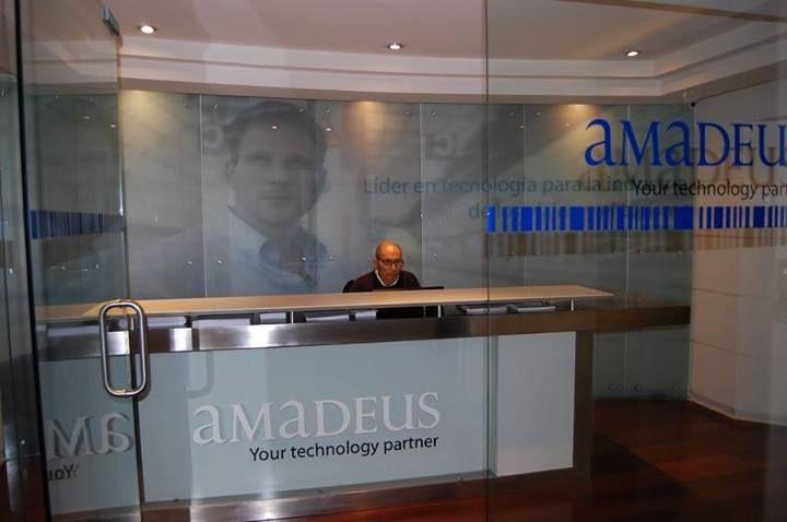 Amadeus Chile.