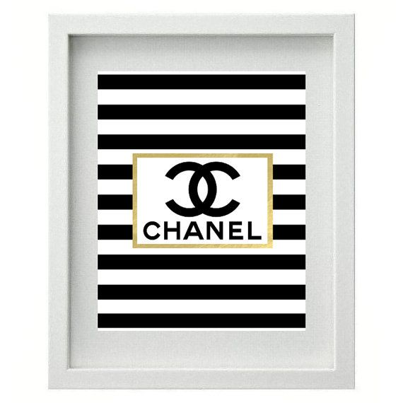 Sale 50chanel Illustration Chanel Printable By