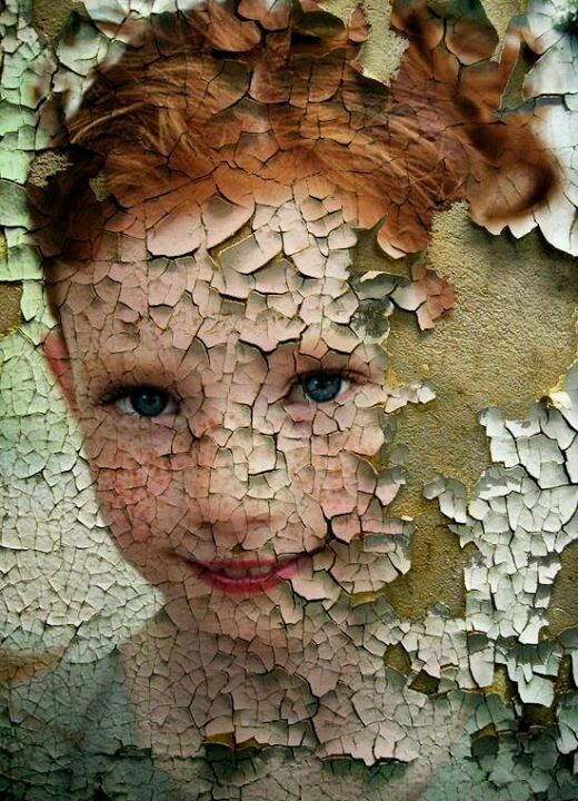 By Antonio Mora #Street Art | portrait inspiration for students