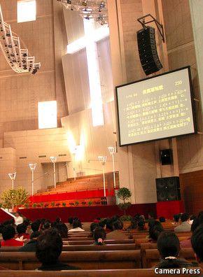 Religion in China: Cracks in the atheist edifice   The Economist