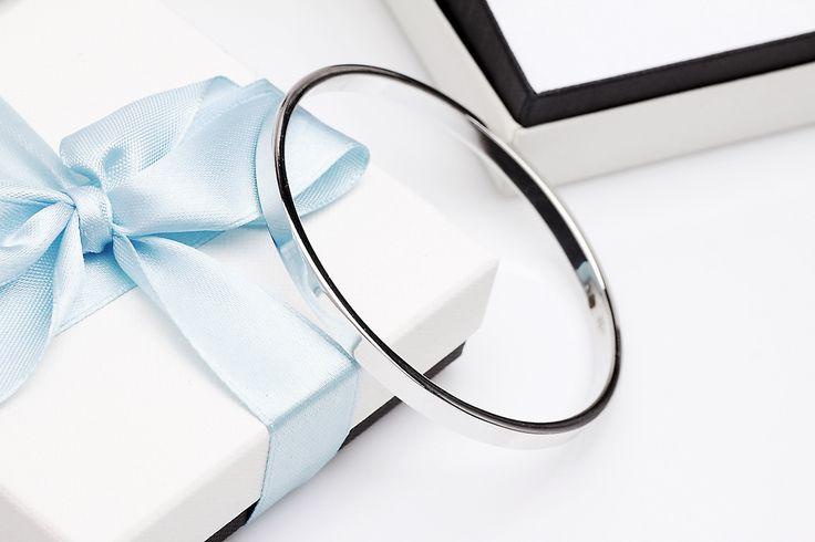 Bransoleta srebrna - Biżuteria srebrna dla każdego tania w sklepie internetowym Silvea