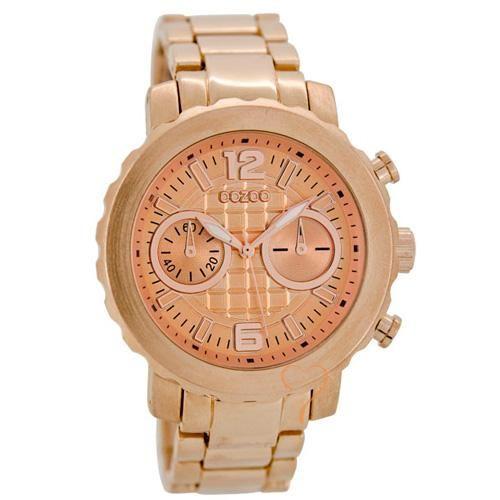 Ρολόι Oozoo Timepieces 40mm RoseGold Dial