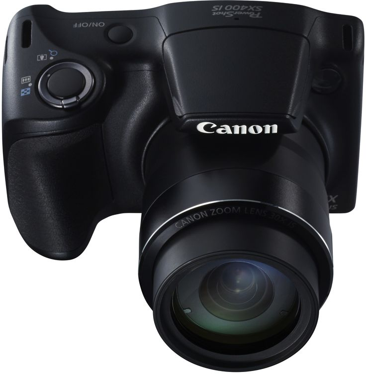 Canon Powershot SX400 IS Siyah Dijital Fotoğraf Makinesi :: SEVİLCAN BG