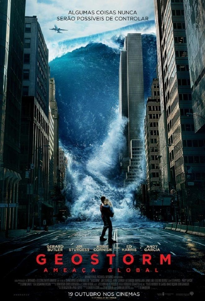 Geostorm Ameaca Global 2017 Films Streaming Gratuit Films