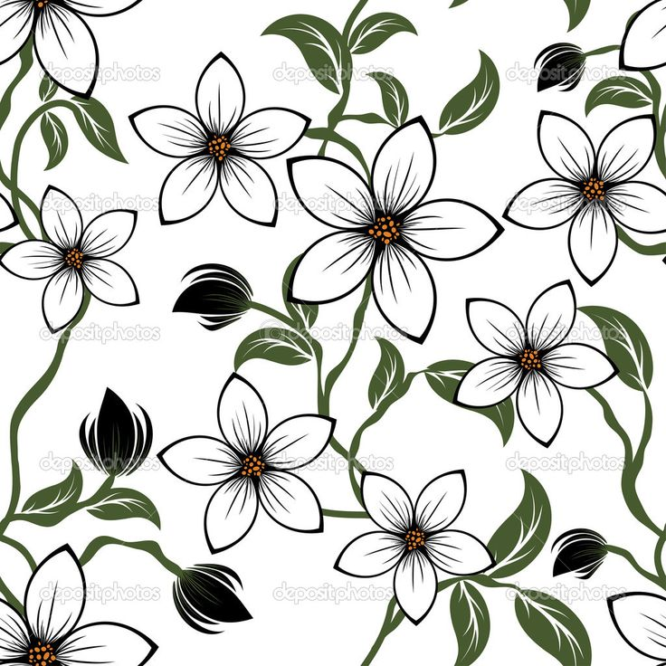 1000 Ideas About Easy To Draw Flowers On Pinterest Easy