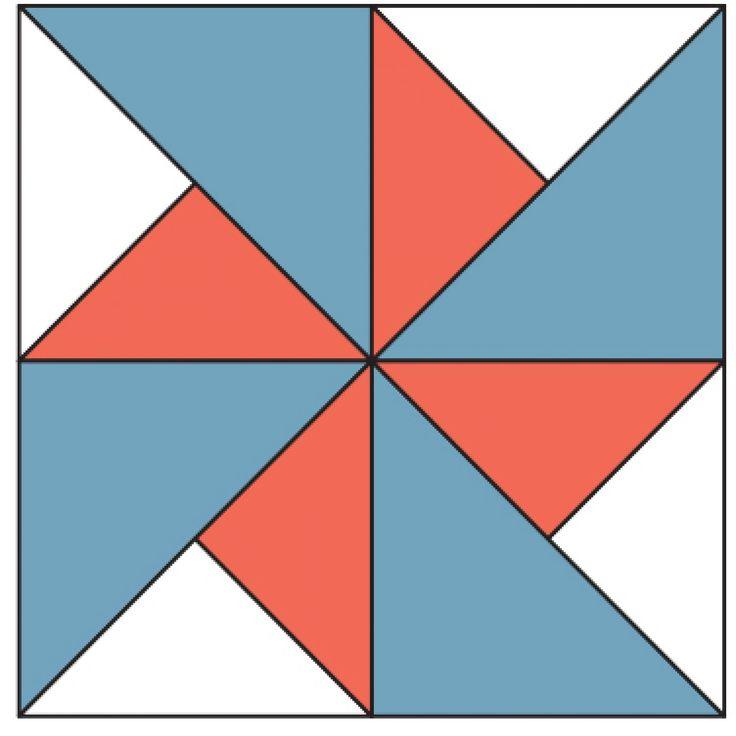 Windmill Block Quilts Blocks Pinterest An Windmills