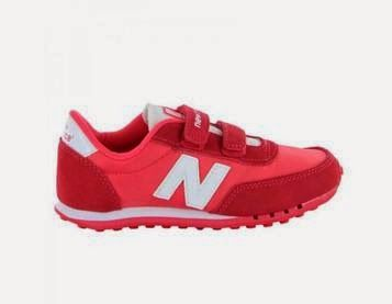 Zapatillas de New Balance retrorunning para niña y chica 410