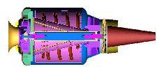 Microturbines, turbo jet engines, compressor, combustor,
