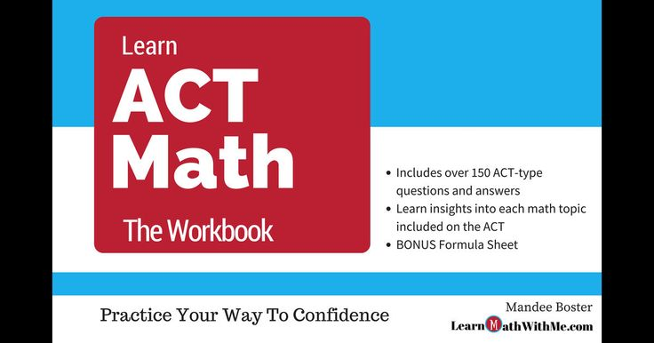The 29 best act math prep images on pinterest maths mathematics learn act math ebook available on itunes over 150 act type math questions fandeluxe Image collections