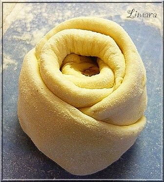 Limara péksége: Fahéjas rózsakalács