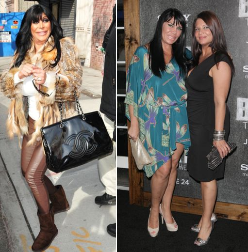 Big Ang's Mob Wives Spin-Off Confirmed! Renee Graziano Says Husband And Father's Arrests Prove Show Isn't Staged