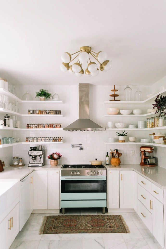 #white, Modern Kitchen Decor Ideas | Kitchen Decor Ideas