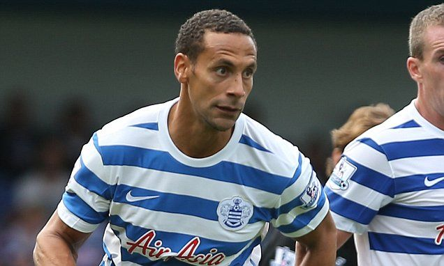 Rio Ferdinand announces his retirement from football #DailyMail