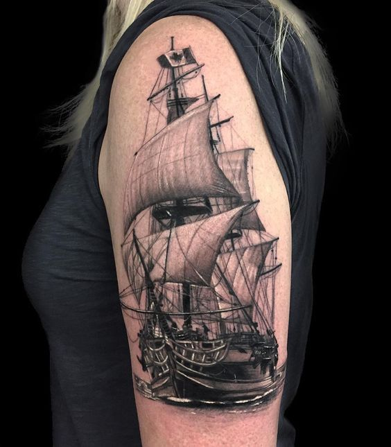 Tattoo Ideas Classic Ships Piercing Ideas Tattoo: Best 25+ Nautical Tattoos Ideas On Pinterest