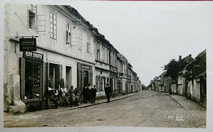 Radonice - 1924
