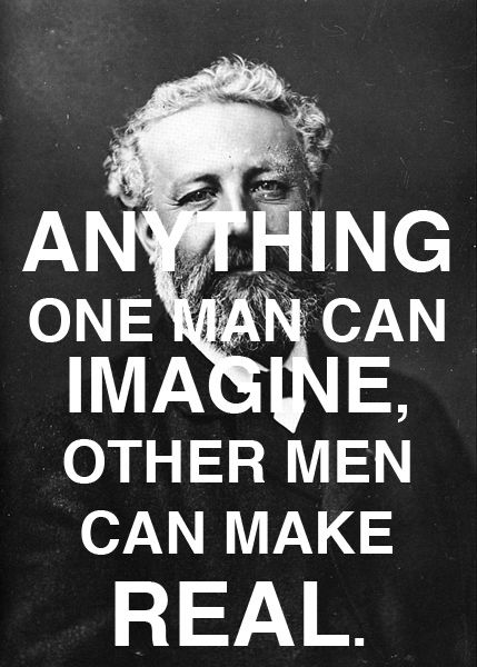 Jules Verne nails It #quote