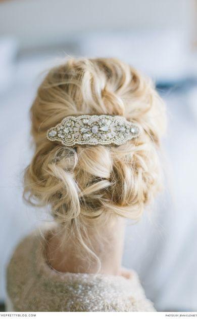 vintage haircomb // photo by Jenni Elizabeth Photography