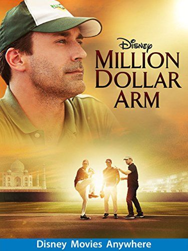 Million Dollar Arm Plus Bonus Features * Want additional info? Click on the image.