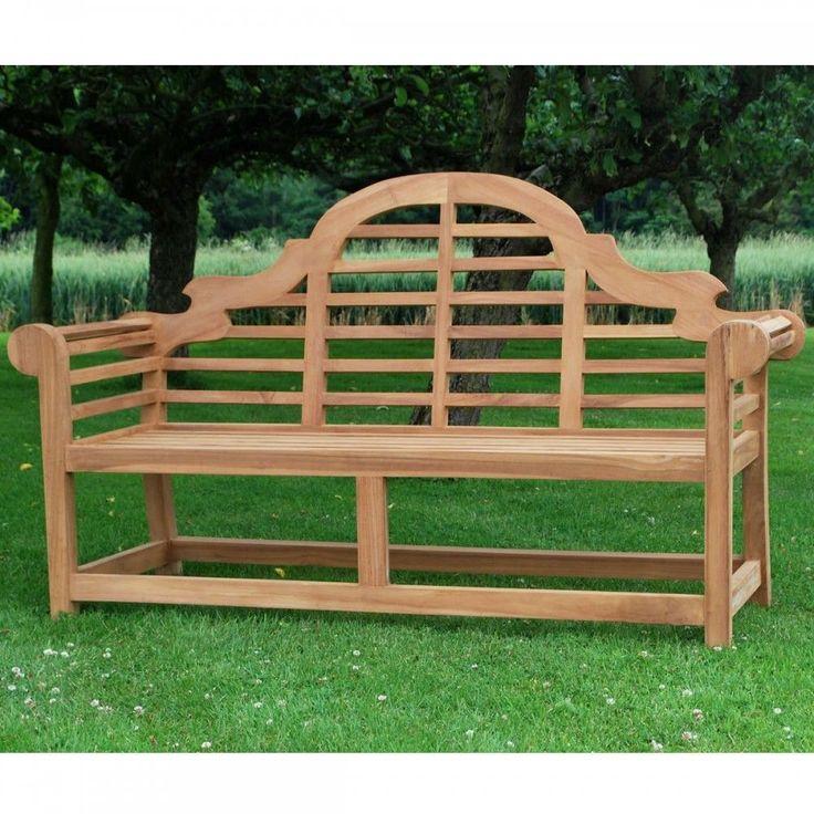 + best ideas about Teak garden bench on Pinterest  Garden