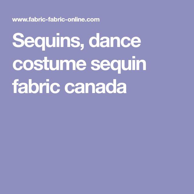 Sequins, dance costume sequin fabric canada