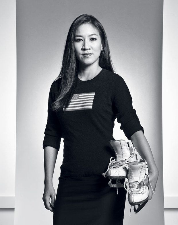 Olympic Moments: Michelle Kwan   People & Politics   Washingtonian
