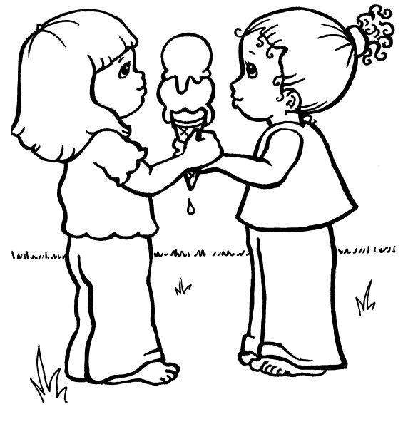 ice cream coloring pages for kids proverbs 25 16