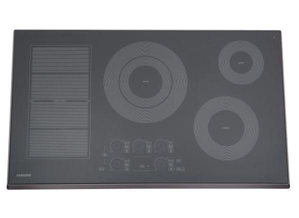 Samsung Nz36k7880ug 36 Induction Cooktop Consumer Reports Top Pick Cooktop Samsung Induction Cooktop