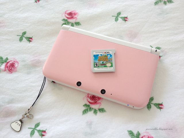 A girls guide to life ♡: 3DS XL + Animal crossing new leaf review ♡